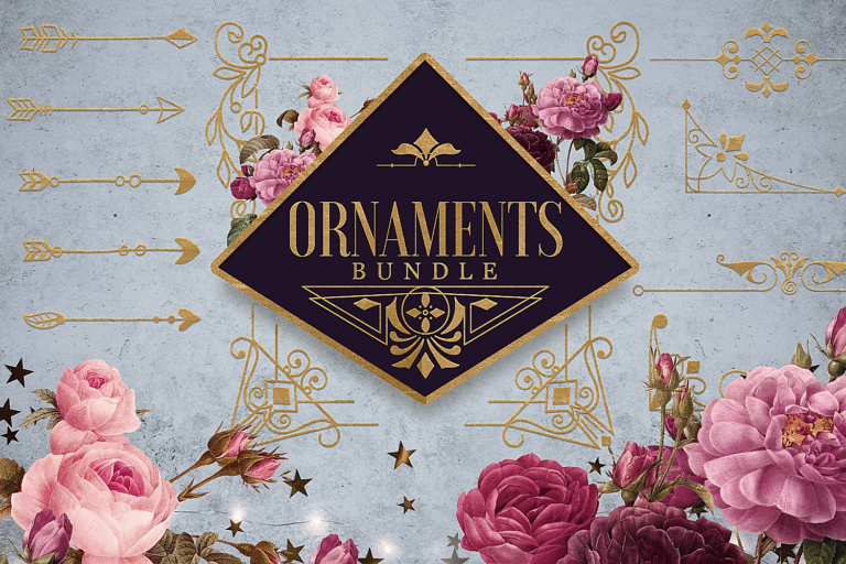 1. Crafters Ornamental Bundle 1