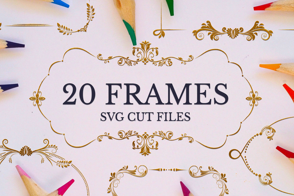 Floral-Frames-SVG-Cut-Files-Pack-3
