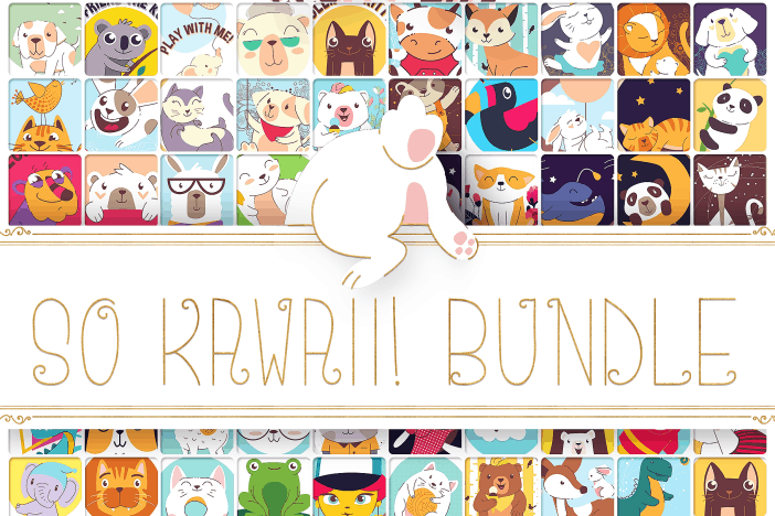 So-Kawaii-Bundle-with-animals