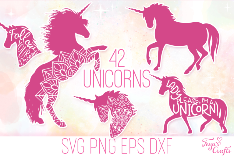 Unicorn Bundle Preview 1